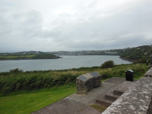 Looking toward Kinsale from Charles Fort