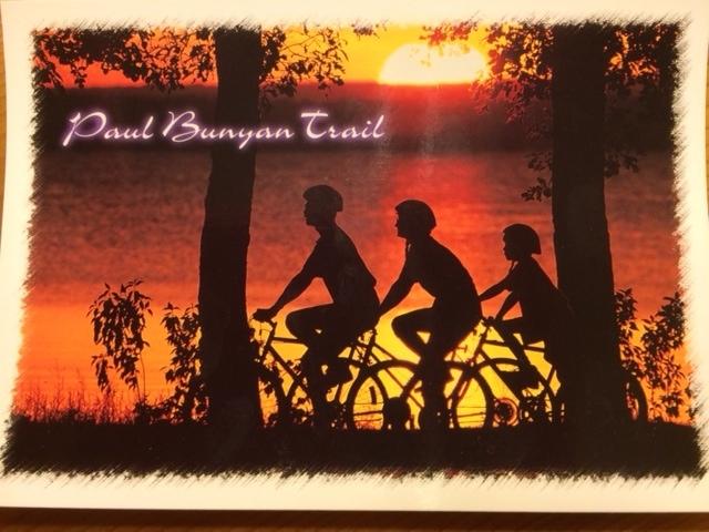 PBT postcard